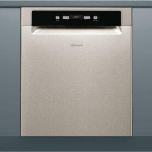 Részlegesen beépíthető mosogatógép