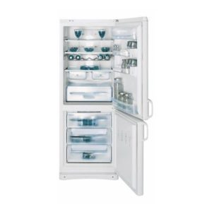 Indesit BAN 35 FNF használt hűtő
