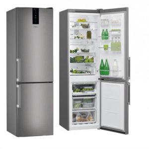 Whirpool W7931T OX - Kombinált hűtőszekrény R028