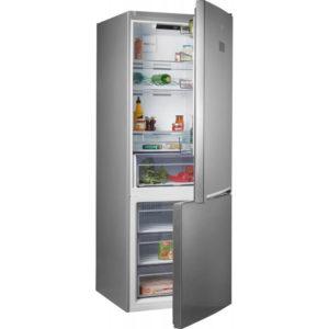 BEKO RCNE 560 E40 ZXP - Kombinált hűtő É1 (70 széles) (Érd)