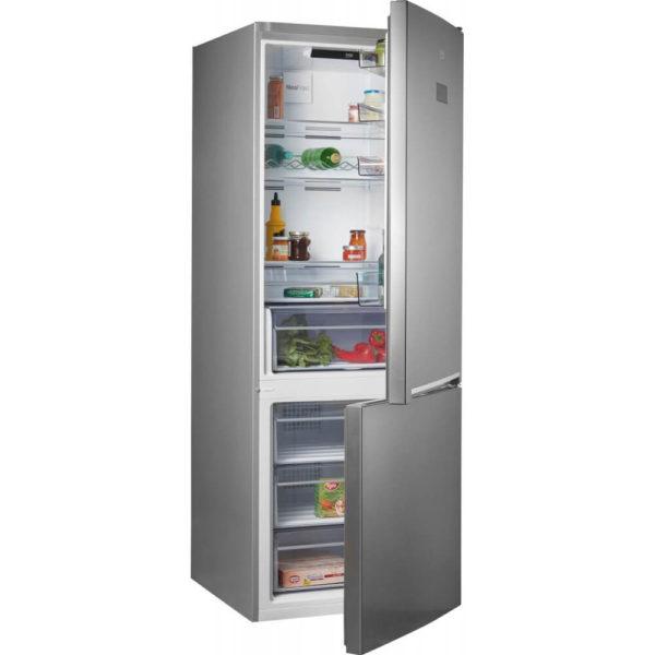 BEKO RCNE 560 E40 ZXP - Szépséghibás kombinált hűtő (70 cm)