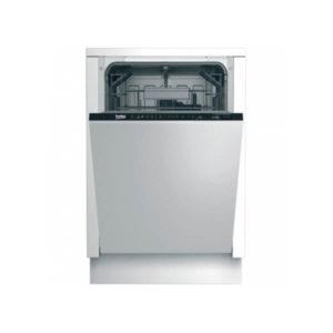 BEKO DIN 14420 - Szépséghibás beépíthető mosogatógép
