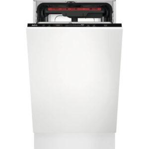 Keskeny beépíthető mosogatógép