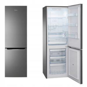Amica KGCN 387110 S - Szépséghibás alulfagyasztós hűtő R119