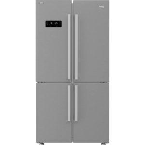 BEKO GN 1416231 ZX - Szépséghibás 4 ajtós Side-by-side hűtő 048