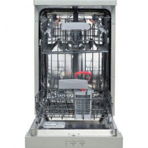 Sharp QW-HS12F472S-DE - Szépséghibás keskeny szabadon álló mosogatógép (Érd) 2