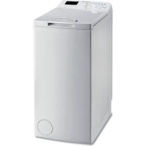 INDESIT BTW D61253 - Felültöltős mosógép (Érd)