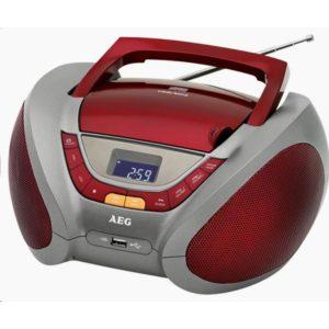 AEG SR 4358 CD - Hordozható Cd-s rádió (Érd)