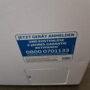 BEKO WML 61223 N1 - Keskeny elöltöltős mosógép